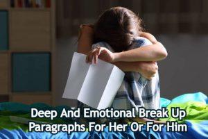 Break Up Paragraphs