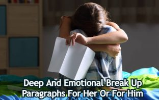 Break Up Paragraphs