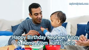 Happy Birthday Nephew Funny