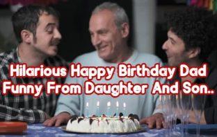 Happy Birthday Dad Funny