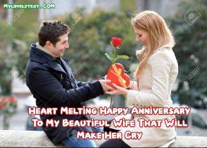 Happy Anniversary Wife