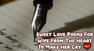 t Love Poems For Wife